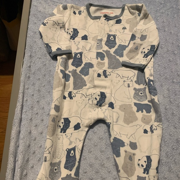 Magnetic Me baby pajama